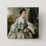 Portrait of Mrs Nicholas Ashton, nee Mary Warburto Button