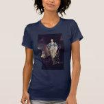 Portrait Of Mrs. Verelst By Romney George Tee Shirts