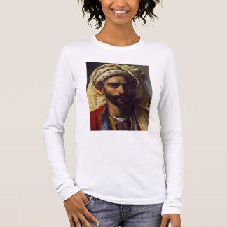 Portrait of Mustapha Long Sleeve T-Shirt