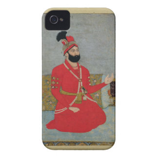 Portrait of Nadir Shah Afshar of Persia (1688-1747 iPhone 4 Case