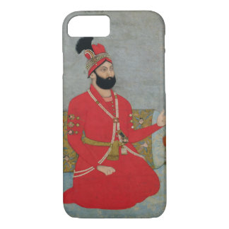 Portrait of Nadir Shah Afshar of Persia (1688-1747 iPhone 7 Case