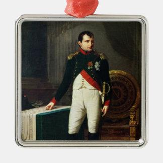 Portrait of Napoleon Bonaparte  1809 Metal Ornament