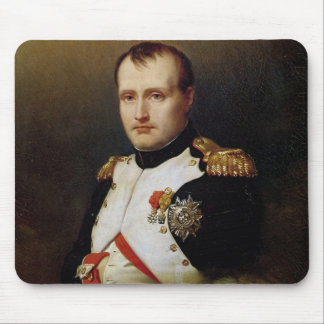 Portrait of Napoleon I  1812 Mouse Pad