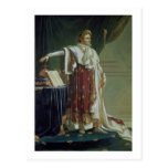 Portrait of Napoleon I in his Coronation Robes, 18 Post Cards