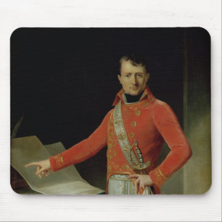 Portrait of Napoleon I Mouse Pad
