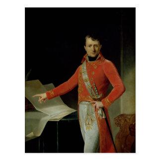 Portrait of Napoleon I Postcard