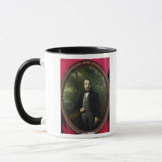 Portrait of Napoleon III  c.1857 Mug