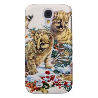Portrait of Nature's Young Wildlife Samsung S4 Case