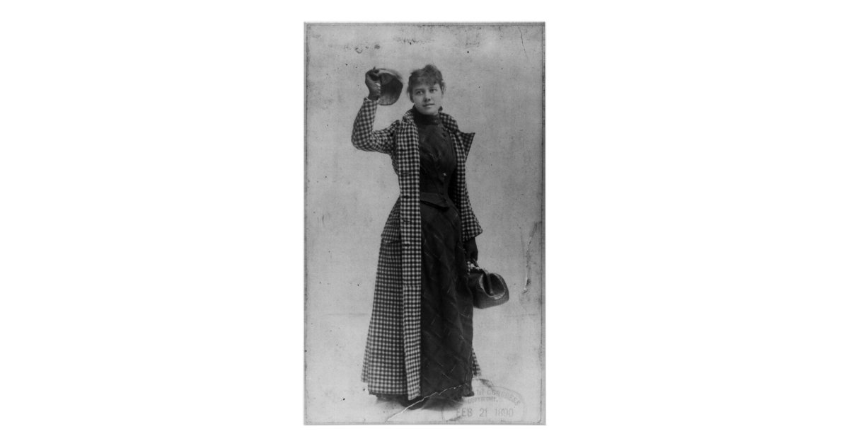 nellie bly essay Nellie bly's report on nyc insane asylum – part 2 the second part of bly's exposé, which was published one week after the first, describes the 10 days she spent on blackwell's island in 1887 quick view.