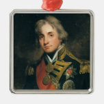 Portrait of Nelson Christmas Tree Ornaments