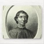 Portrait of Niccolo Machiavelli Mouse Pad