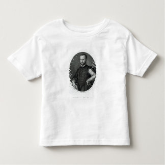 Portrait of Niccolo Machiavelli Toddler T-shirt