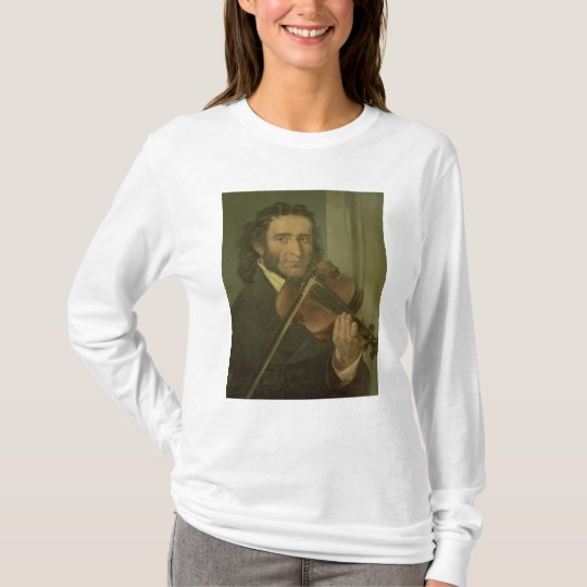 Portrait of Niccolo Paganini T-Shirt