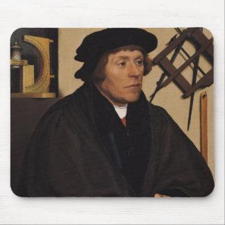 Portrait of Nicholas Kratzer  1528 Mouse Pad