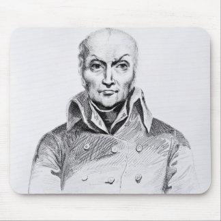 Portrait of Nicolas Appert Mouse Pad