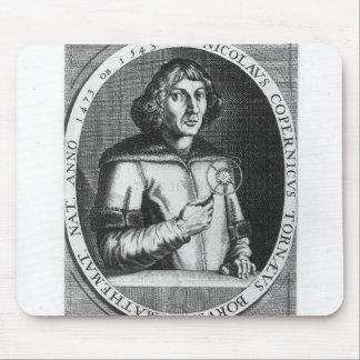 Portrait of Nicolas Copernicus Mouse Pad
