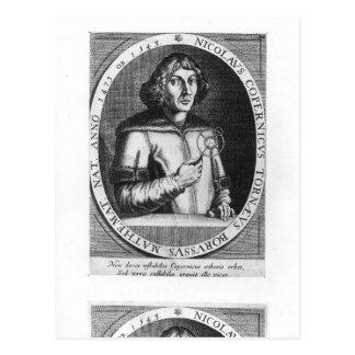 Portrait of Nicolas Copernicus Postcard