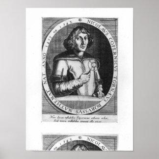 Portrait of Nicolas Copernicus Print