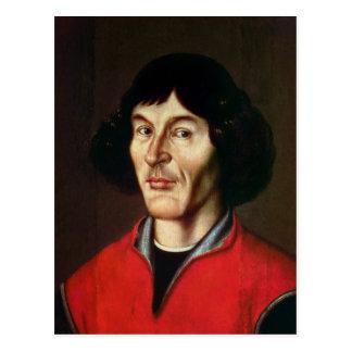 Portrait of Nicolaus Copernicus Postcard