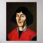Portrait of Nicolaus Copernicus Print