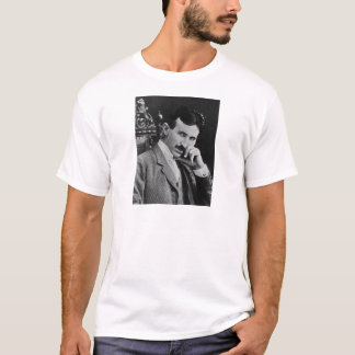 Portrait of Nikola Tesla T-Shirt