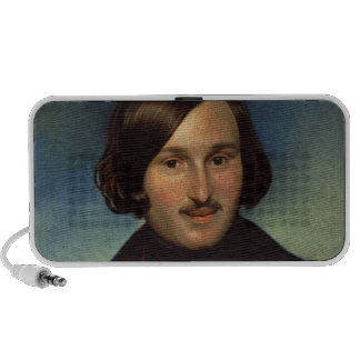 Portrait of Nikolay Gogol, 1841 Mp3 Speaker