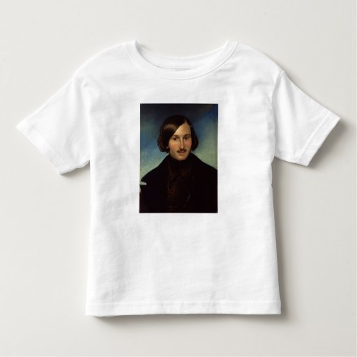 Portrait of Nikolay Gogol, 1841 Tee Shirts