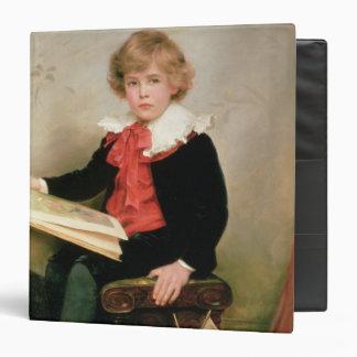 Portrait of Norman Stewart Davies Binder