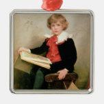 Portrait of Norman Stewart Davies Ornament