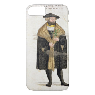 Portrait of of the author age 41, from 'De Histori iPhone 8/7 Case