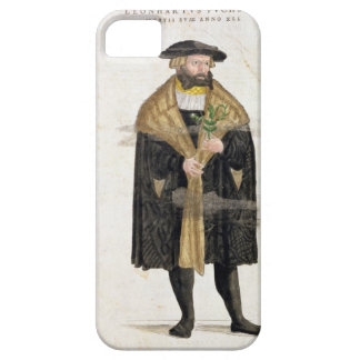 Portrait of of the author age 41, from 'De Histori iPhone SE/5/5s Case