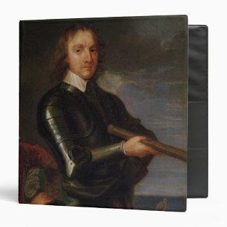 Portrait of Oliver Cromwell Binder