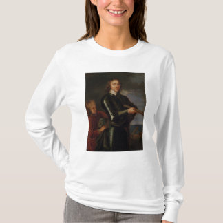 Portrait of Oliver Cromwell T-Shirt