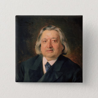 Portrait of Ossip Petrov , 1870 Button