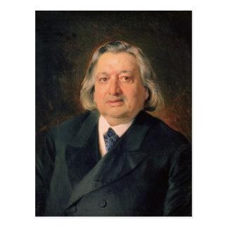 Portrait of Ossip Petrov , 1870 Postcard