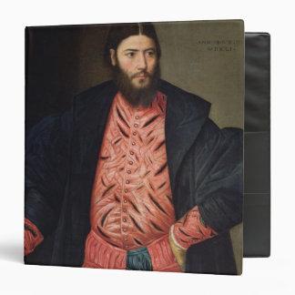 Portrait of Ottavio Grimani Binder