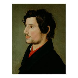 Portrait of Otto Sigismund Runge Postcard