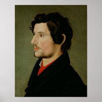 Portrait of Otto Sigismund Runge Poster