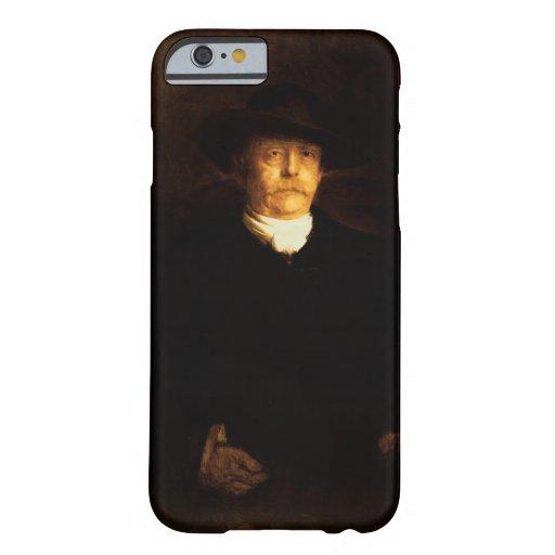 Portrait of Otto Von Bismarck (1815-98) (oil on pa iPhone 6 Case