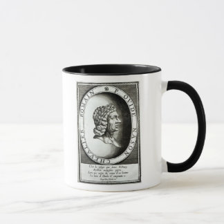 Portrait of Ovid Mug