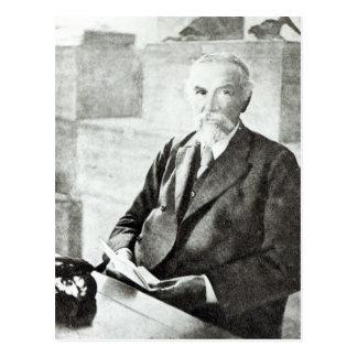Portrait of P. L. Sclater, Postcard