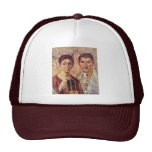 Portrait Of Paquius Proculus And His Wife By Meist Trucker Hat