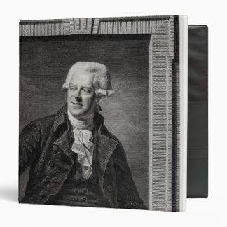 Portrait of Pascal Paoli Binder
