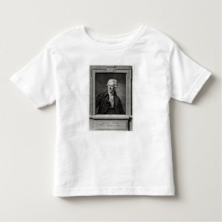 Portrait of Pascal Paoli Toddler T-shirt