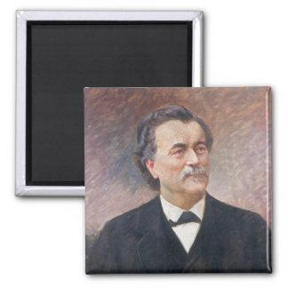 Portrait of Paul Bert Magnet