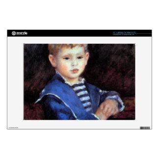Portrait of Paul Haviland by Pierre Renoir Laptop Skins