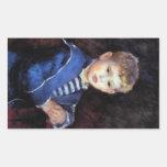 Portrait of Paul Haviland by Pierre Renoir Stickers
