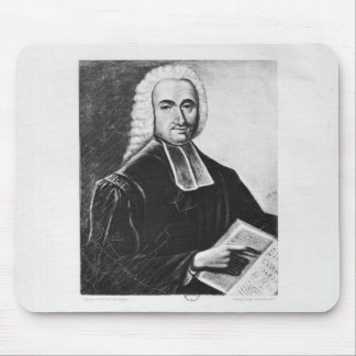 Portrait of Paul Rabaut Mouse Pad