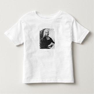 Portrait of Paul Rabaut Toddler T-shirt