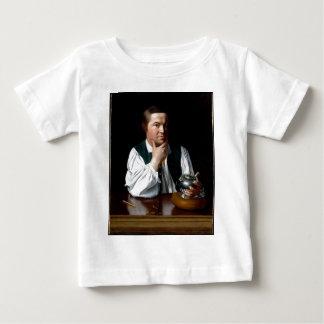 Portrait of Paul Revere Baby T-Shirt